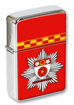 Northamptonshire Fire and Rescue Service Flip Top Lighter