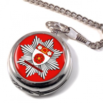 Northamptonshire Fire and Rescue Service Pocket Watch