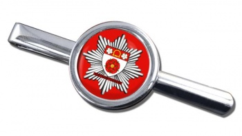 Northamptonshire Fire and Rescue Service Round Tie Clip