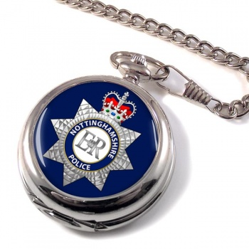 Nottinghamshire Police Pocket Watch