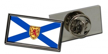 Nova Scotia (Canada) Flag Pin Badge