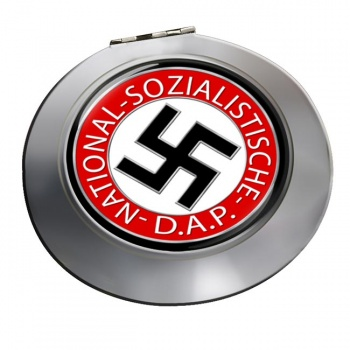 NSDAP Chrome Mirror