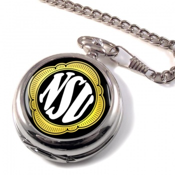 NSU Motorenwerke Pocket Watch