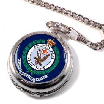 New South Wales Police Pocket Watch