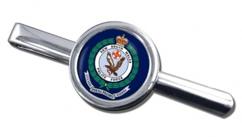 New South Wales Police Round Tie Clip