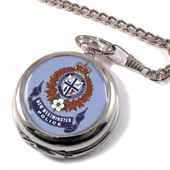 New Westminster Police (Canada) Pocket Watch