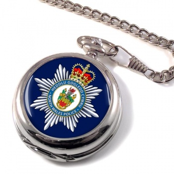 North Wales Police Pocket Watch