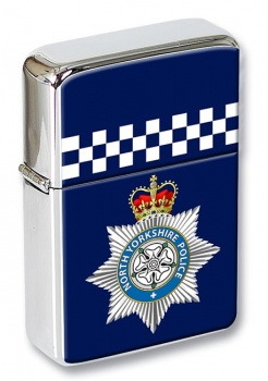 North Yorkshire Police Flip Top Lighter