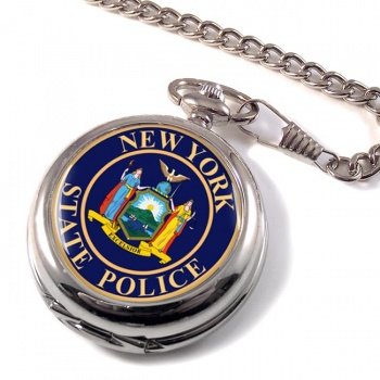 New York State Police Pocket Watch