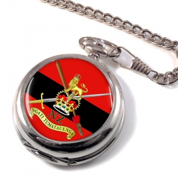 New Zealand Army Pocket Watch