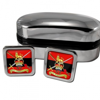 New Zealand Army Square Cufflinks
