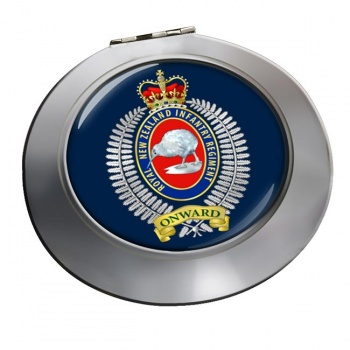 Royal New Zealand Infantry Regiment Chrome Mirror