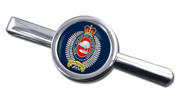 Royal New Zealand Infantry Regiment Round Tie Clip