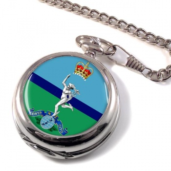Royal New Zealand Corps of Signals Pocket Watch