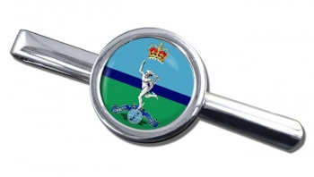 Royal New Zealand Corps of Signals Round Tie Clip