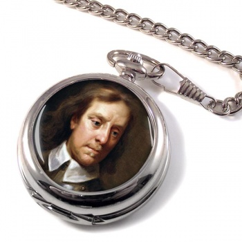 Oliver Cromwell Pocket Watch