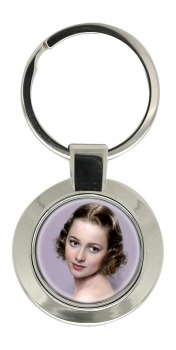 Olivia de Havilland Key Ring