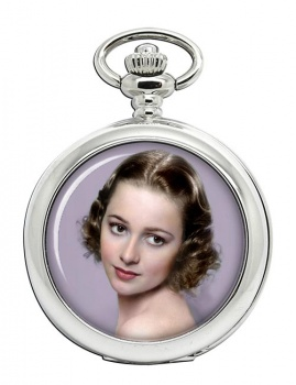 Olivia de Havilland Pocket Watch