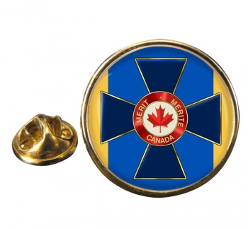 Order of Military Merit (Canada) Round Pin Badge
