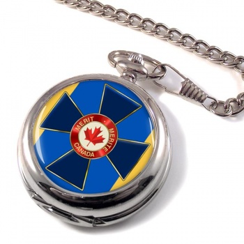 Order of Military Merit (Canada) Pocket Watch