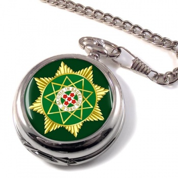 Royal Order of Scotland Masonic Pocket Watch