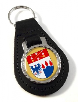 Orebro Ian (Sweden) Leather Key Fob