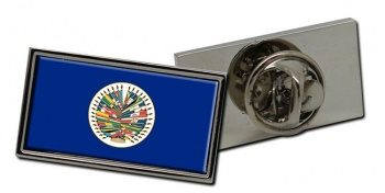 Organization-of-American-States-OAS Flag Pin Badge