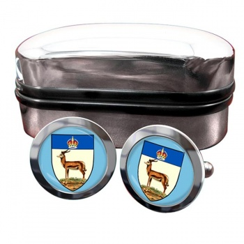Orange River Colony (South Africa) Crest Cufflinks