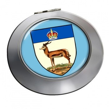Orange River Colony (South Africa( Round Mirror