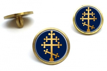 Orthodox Cross Golf Ball Markers