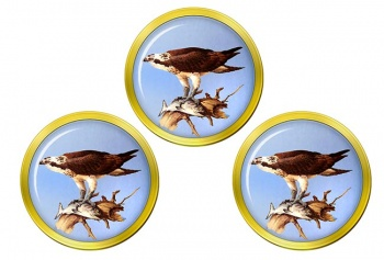 Osprey Golf Ball Marker Set