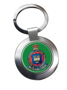 Oxford University OTC (British Army) Chrome Key Ring