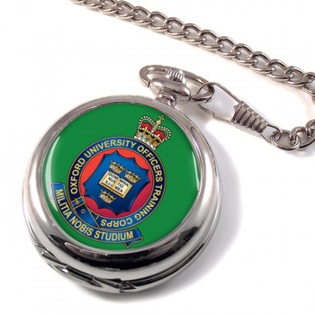 Oxford University OTC (British Army) Pocket Watch