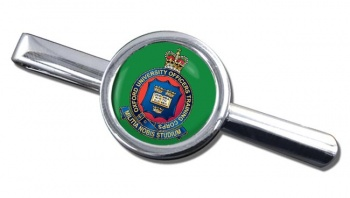 Oxford University OTC (British Army) Round Tie Clip