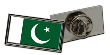 Pakistan Flag Pin Badge