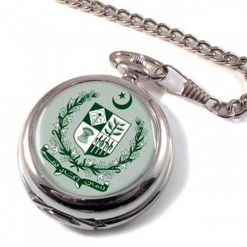 Pakistan Pocket Watch
