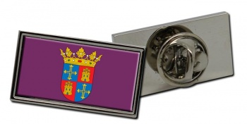Palencia (Spain) Flag Pin Badge