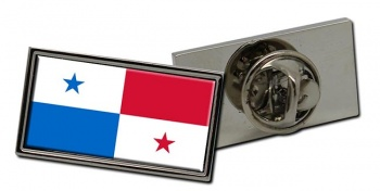 Panama Flag Pin Badge