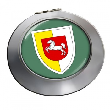 Panzerlehrbrigade 9 (German Army) Chrome Mirror