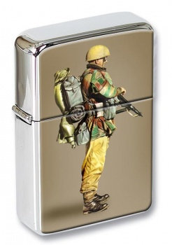 Paratrooper Arnhem 1944 Flip Top Lighter