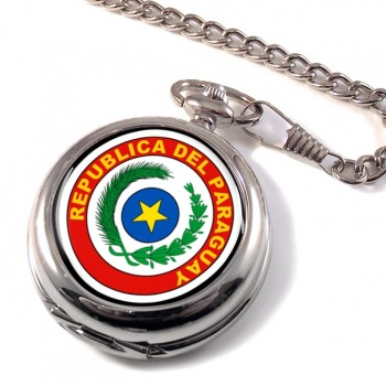 Paraguay Pocket Watch