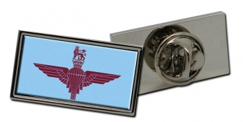 Parachute Regiment (British Army) Rectangle Pin Badge