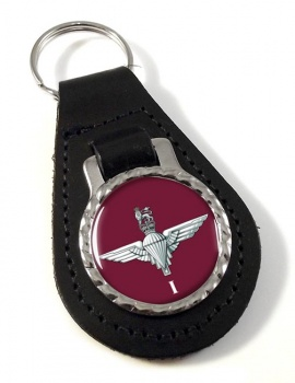 1st Battalion Parachute Regiment  Leather Key Fob