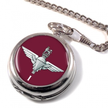1st Battalion Parachute Regiment  Pocket Watch