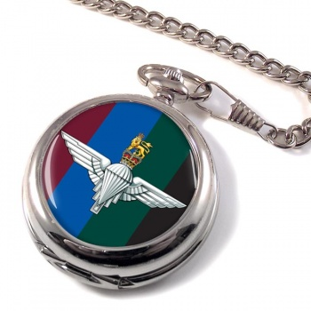 Parachute Regiment HQ (British Army)  Pocket Watch