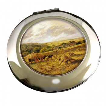 Harvest Time Lambourne by Parker by Parker Round Mirror