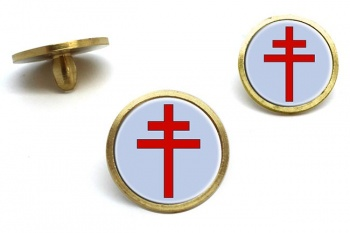 Patriarchal Cross Golf Ball Markers