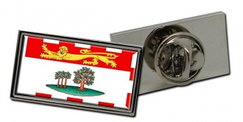 Prince Edward Island (Canada) Flag Pin Badge