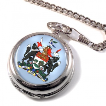 Prince Edward Island (Canada) Pocket Watch
