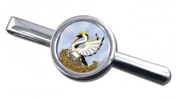 Pelican in Her Piety Tie Bar